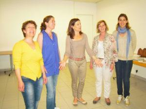 Cours de chant pour apprendre une langue